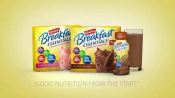 Carnation Breakfast Essentials TV Spot, 'Pajamas' - Thumbnail 8