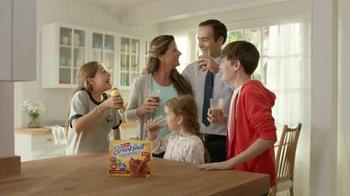 Carnation Breakfast Essentials TV Spot, 'Pajamas' - Thumbnail 7