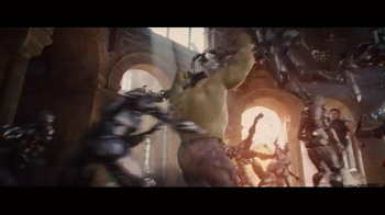 Subway TV Spot, 'Marvel's Avengers: Age of Ultron Sweepstakes' - Thumbnail 1