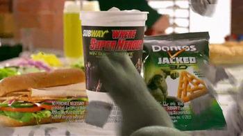 Subway TV Spot, 'Marvel's Avengers: Age of Ultron Sweepstakes' - Thumbnail 3