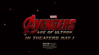 Subway TV Spot, 'Marvel's Avengers: Age of Ultron Sweepstakes' - Thumbnail 4