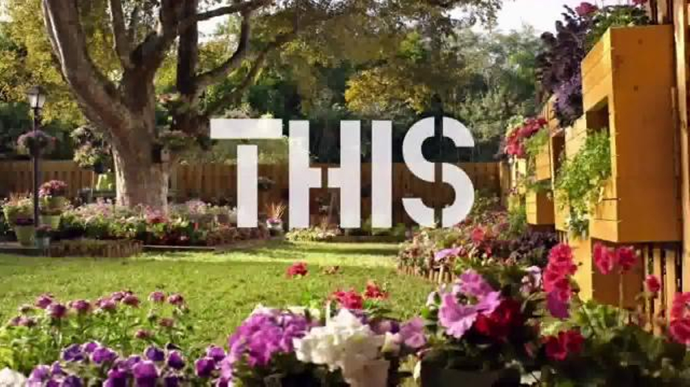 The Home Depot TV Commercial, 'Spring'