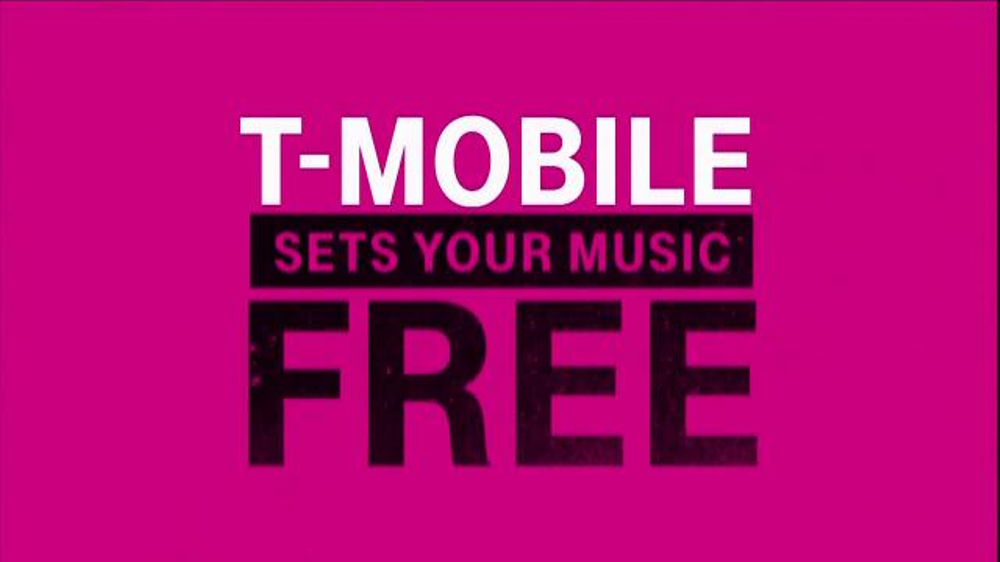 T-Mobile TV Commercial, \u0027Set Your Music Free\u0027 - iSpot.tv