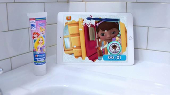 Oral-B Disney Magic Timer Toothbrush TV Spot, 'Enjoy Brushing' - Thumbnail 6