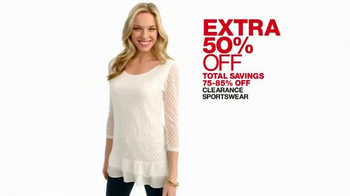 Macy's One Day Sale April 2015 TV Spot, 'Deals of the Day' - 265 commercial airings