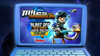 DisneyJunior.com TV Spot, 'Miles'