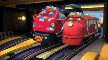 Chuggington Characters Talk About Pedestrian Safety thumbnail