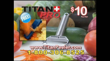 Titan Pro TV Spot - 6 commercial airings