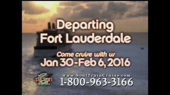 2016 Soul Train Cruise TV Spot, 'Better Than Ever' - Thumbnail 5