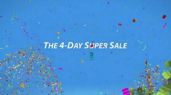 Sherwin-Williams Four-Day Super Sale TV Spot, 'April' - Thumbnail 2