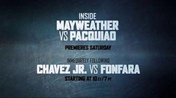 Showtime TV Spot, 'Inside Mayweather vs. Pacquiao'