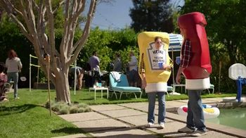 Heinz Yellow Mustard TV Spot, 'Ketchup's Got a New Mustard: Backyard BBQ' - Thumbnail 1