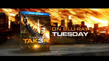 Taken 3 Blu-ray TV Spot - Thumbnail 8