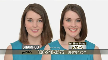 Wen Hair Care By Chaz Dean TV Spot, 'It Actually Works' Feat. Angie Harmon - Thumbnail 6