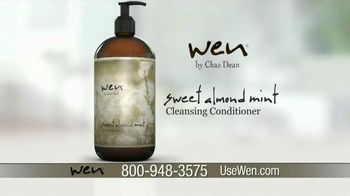 Wen Hair Care By Chaz Dean TV Spot, 'It Actually Works' Feat. Angie Harmon - Thumbnail 7