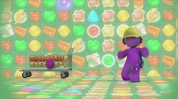 Gummy Drop! TV Spot, 'Macho Man'