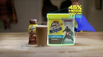 Nesquik TV Spot, 'Avengers: Age of Ultron' [Spanish] - Thumbnail 10