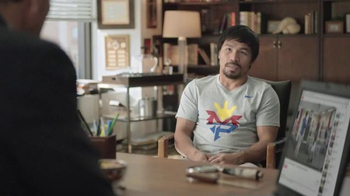 Foot Locker TV Spot, 'It's Really Happening' Featuring Manny Pacquiao