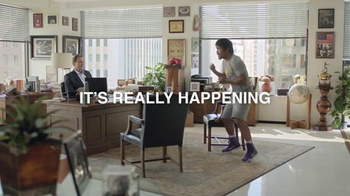 Foot Locker TV Spot, 'It's Really Happening' Featuring Manny Pacquiao - Thumbnail 9