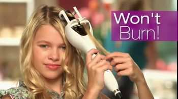 Instyler Tulip Auto Curler TV Spot, 'Done With Curling Irons'