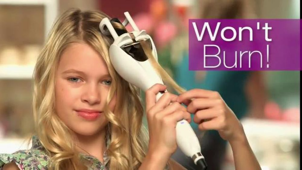Instyler Tulip Auto Curler TV Commercial, 'Done With ...