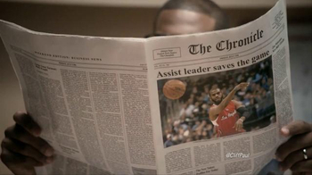 State Farm TV Spot, 'Face of the Assist' Featuring Chris Paul - Thumbnail 1