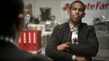 State Farm TV Spot, 'Face of the Assist' Featuring Chris Paul - Thumbnail 4