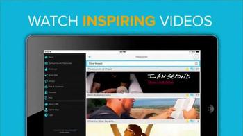 myCBN App TV Spot, 'Inspiring Videos' - Thumbnail 2