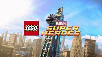 LEGO Marvel Super Heroes TV Spot, 'Quinjet'