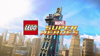 LEGO Marvel Super Heroes TV Spot, 'Quinjet'