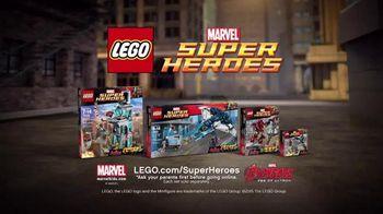 LEGO Marvel Super Heroes TV Spot, 'Quinjet' - Thumbnail 9