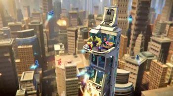 LEGO Marvel Super Heroes TV Spot, 'Quinjet' - Thumbnail 2