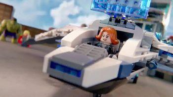 LEGO Marvel Super Heroes TV Spot, 'Quinjet' - Thumbnail 4
