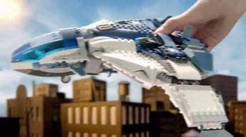 LEGO Marvel Super Heroes TV Spot, 'Quinjet' - Thumbnail 5