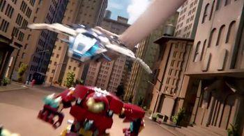 LEGO Marvel Super Heroes TV Spot, 'Quinjet' - Thumbnail 7