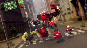 LEGO Marvel Super Heroes TV Spot, 'Quinjet' - Thumbnail 8