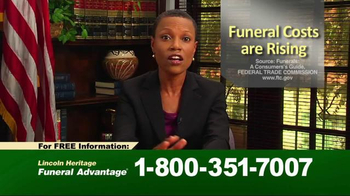 Lincoln Heritage Funeral Advantage TV Spot, 'Help Protect Your Family' - Thumbnail 4