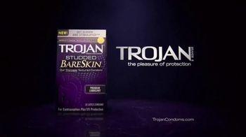 Trojan Studded Bareskin Condom TV Spot, 'Turn it Up'
