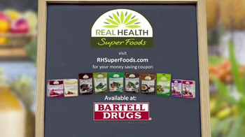 Real Health Superfoods SuperGreens TV Spot, 'Drink Your Veggies' - Thumbnail 10