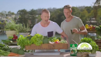 Real Health Superfoods SuperGreens TV Spot, 'Drink Your Veggies' - Thumbnail 2