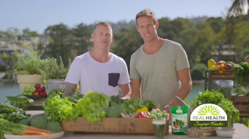 Real Health Superfoods SuperGreens TV Spot, 'Drink Your Veggies' - Thumbnail 5
