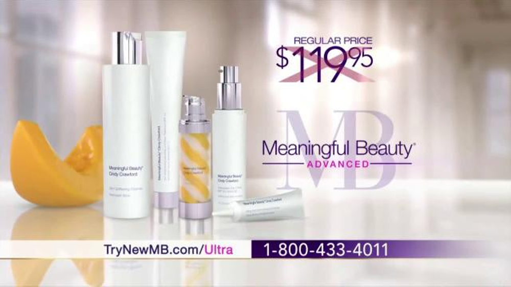 Meaningful Beauty Ultra Lifting and Filling TV Commercial, 'Powerful New Weapon'