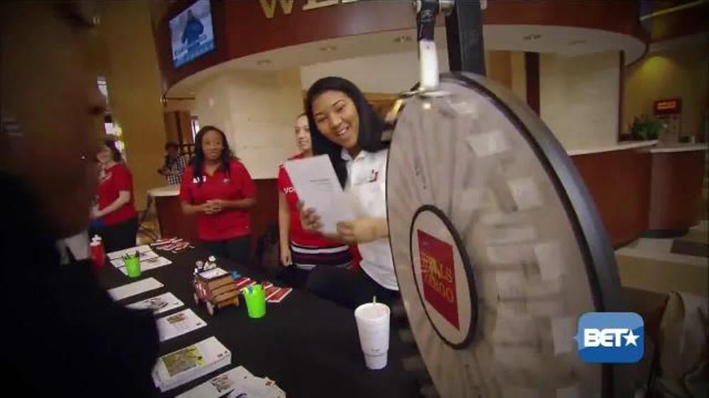 Wells Fargo TV Commercial, 'UNCF Empower Me Tour' - Video
