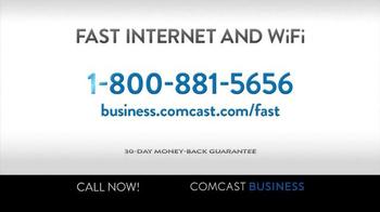 Comcast Business TV Spot, 'Walking Your Business' - Thumbnail 7