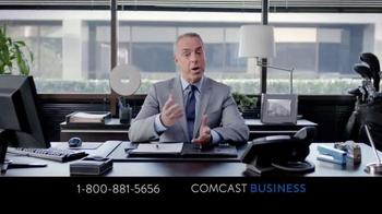 Comcast Business TV Spot, 'Walking Your Business' - Thumbnail 1