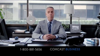 Comcast Business TV Spot, 'Walking Your Business' - 232 commercial airings