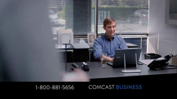 Comcast Business TV Spot, 'Walking Your Business' - Thumbnail 6
