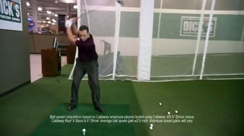 Dick's Sporting Goods and Golf Galaxy TV Spot, 'Experts at Golf Galaxy' - Thumbnail 5