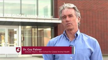 Washington State University TV Spot, 'Paul Allen School for Animal Health'