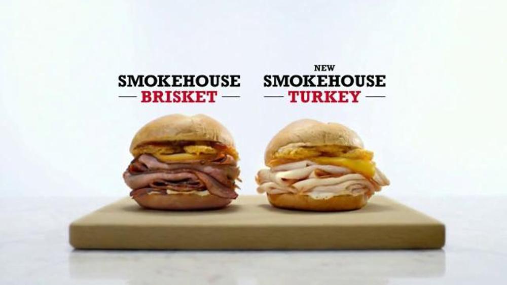 Arbys smokehouse